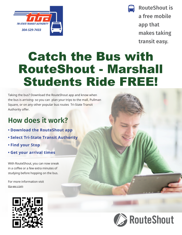 Download RouteShout Flyer