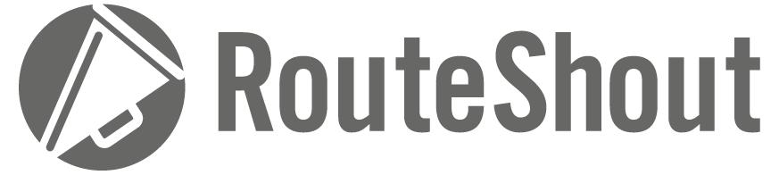 RouteShout Logo